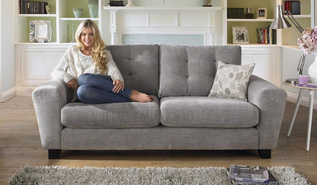 pronto fabric sofa range sofology